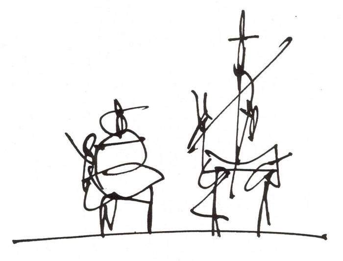 El Quijote, por Antonio Saura